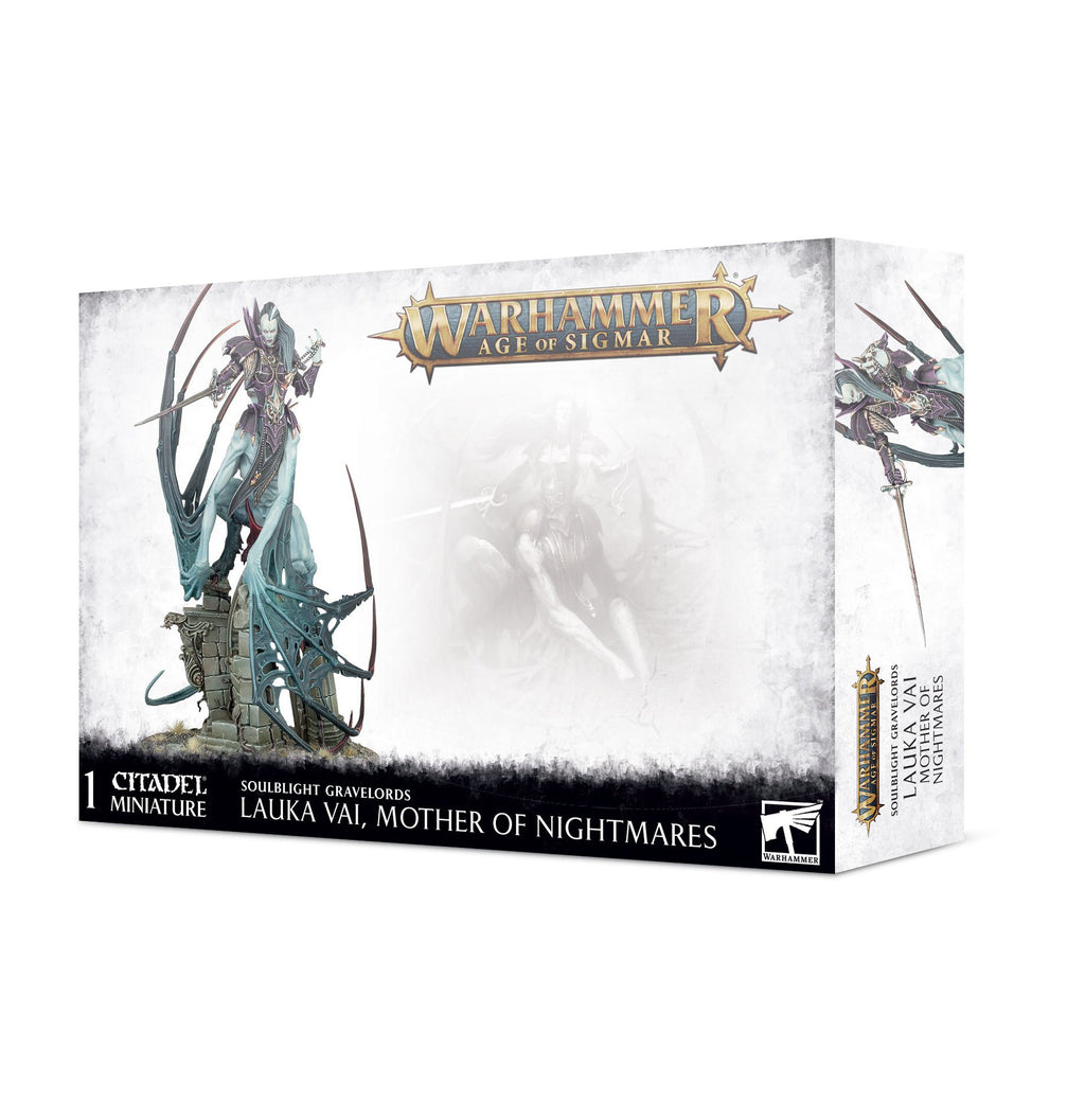 Games Workshop Lauka Vai, Mother of Nightmares or Vengorian Lord