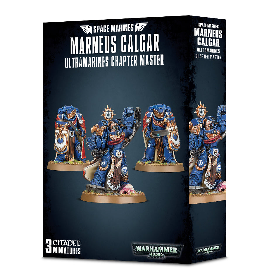 Games Workshop Marneus Calgar