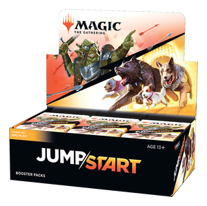 MTG: Core Set 2021 Jumpstart Booster Display