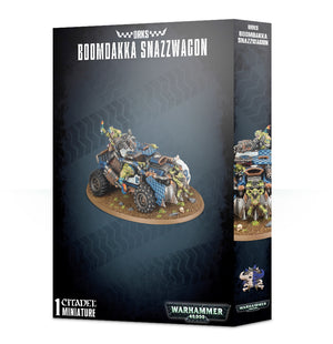 GAMES WORKSHOP DOOMDAKKA SNAZZWAGON