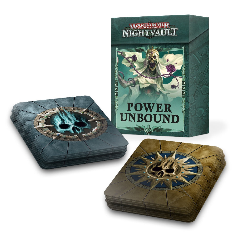 Games Workshop  Warhammer Underworlds: Power Unbound