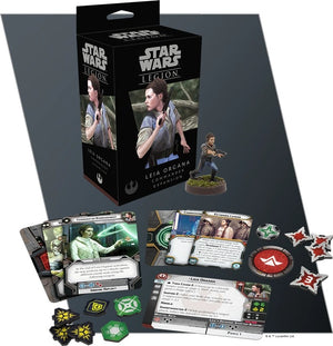 Star Wars Legion:Leia Organa Commander Expansion