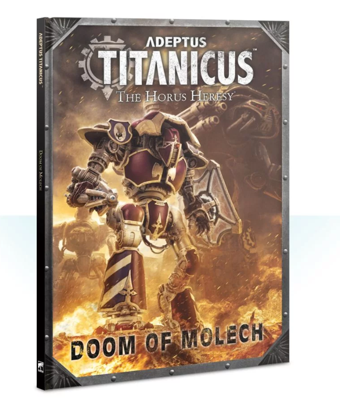 Games Workshop Adeptus Titanicus: Doom of Molech