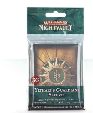 Games Workshop Ylthari's Guardians Sleeves