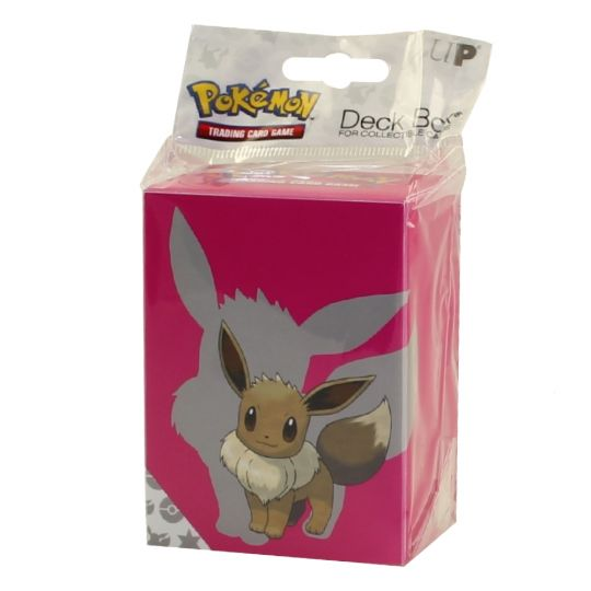 Pokemon TCG View Deck Box - Eevee 2019