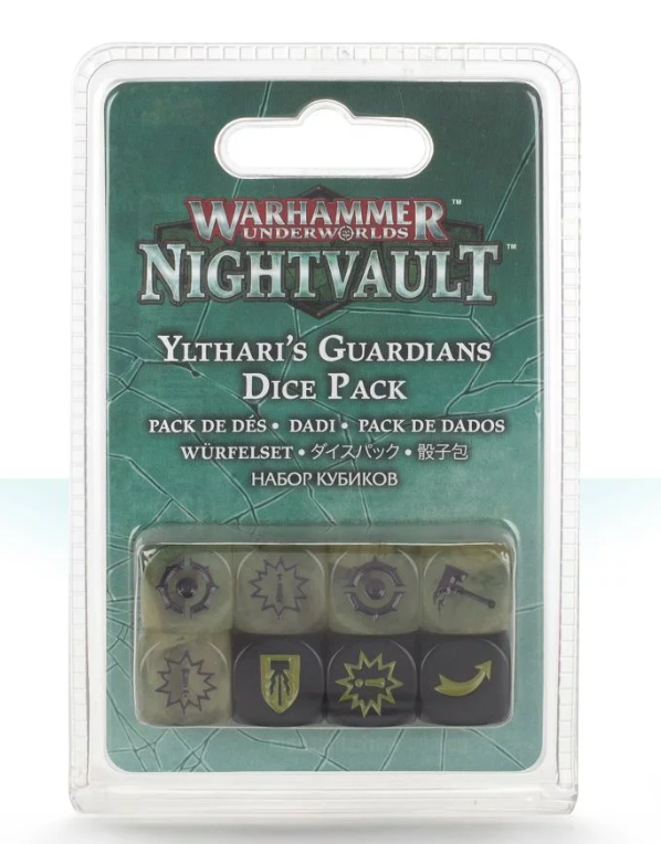 Games Workshop Ylthari's Guardians Dice