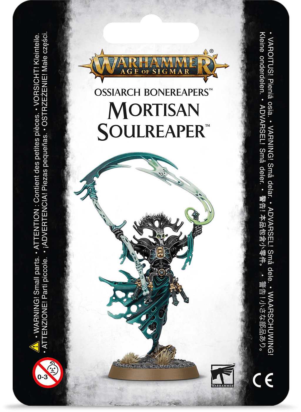 Games Workshop Mortisan Soulreaper