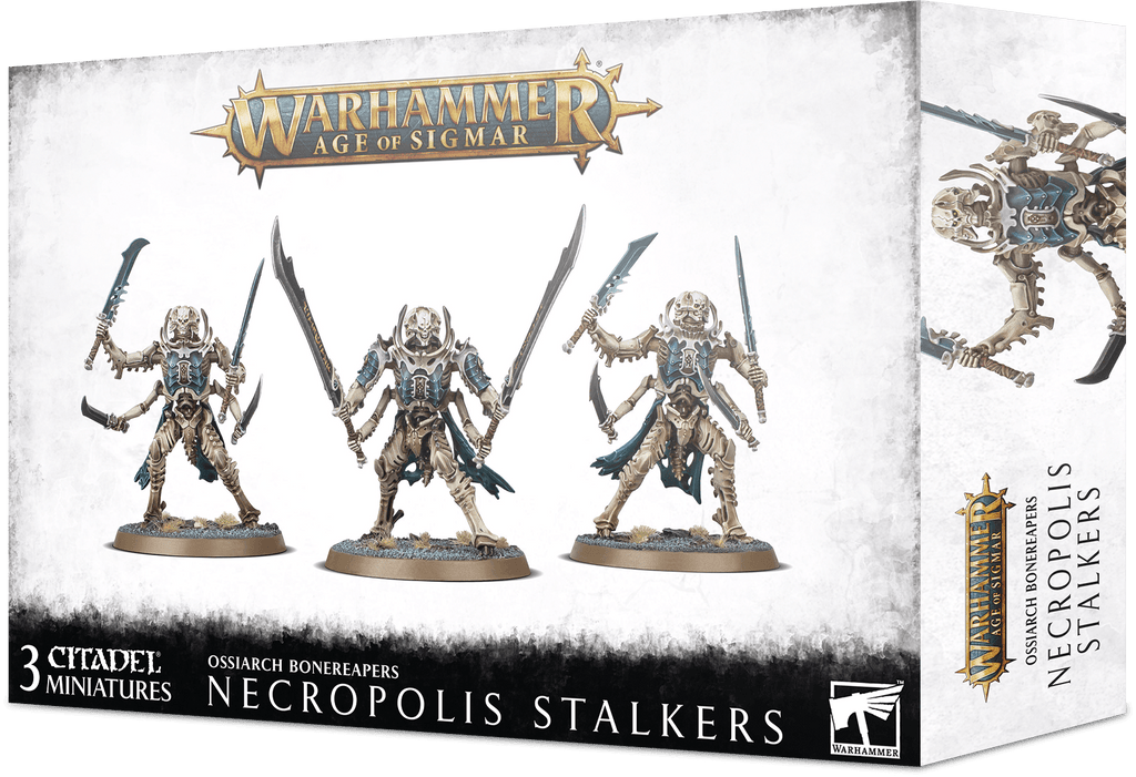 Games Workshop Necropolis Stalkers