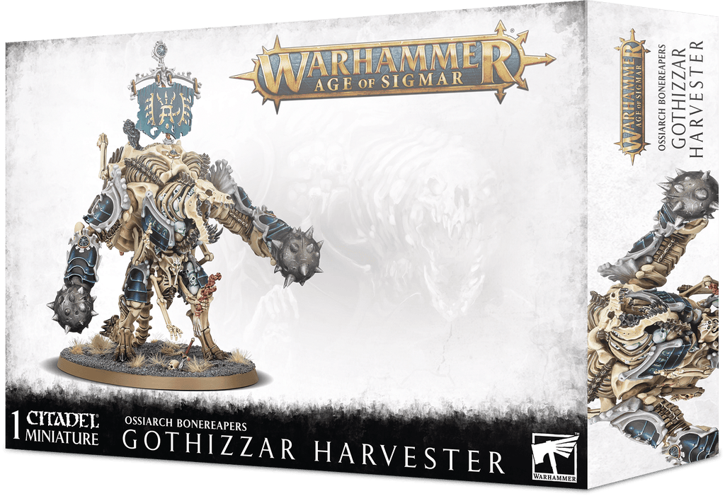 Games Workshop Gothizzar Harvester