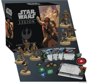 Star Wars Legion: Rebel Troopers Unit Expansion