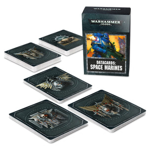 Games Workshop Datacards: Space Marines