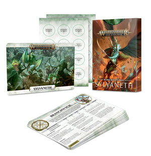Games Workshop Warscroll Cards: Sylvaneth
