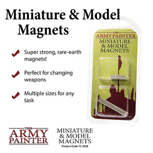 The Army Painter: Miniature & Model Magnets