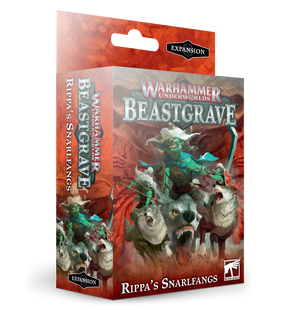Games Workshop Warhammer Underworlds: Rippa's Snarlfangs
