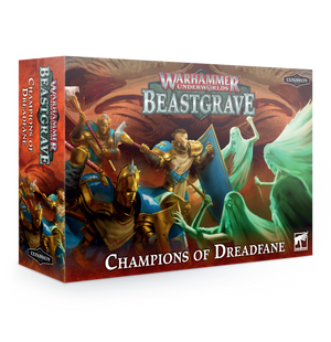 Games Workshop Warhammer Underworlds: Beastgrave – Champions of Dreadfane