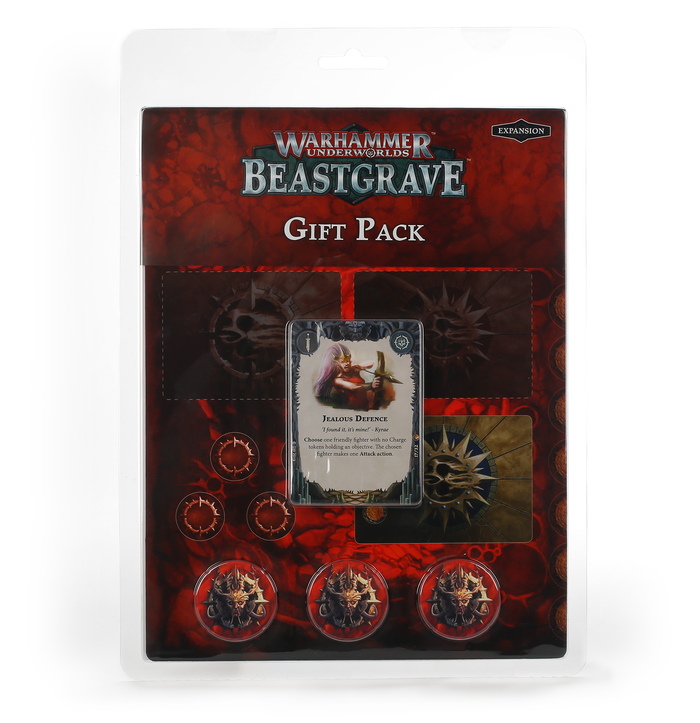 Games Workshop Warhammer Underworlds: Beastgrave Gift Pack