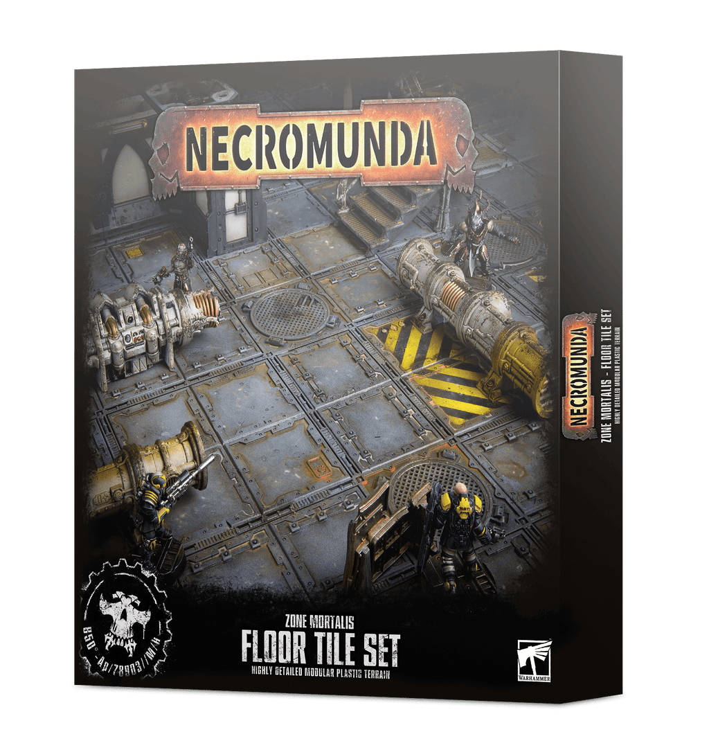 Games Workshop Necromunda-Zone-Mortalis-Floor-Tile-Set-