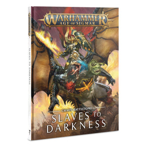 Games Workshop Battletome: Slaves to Darkness
