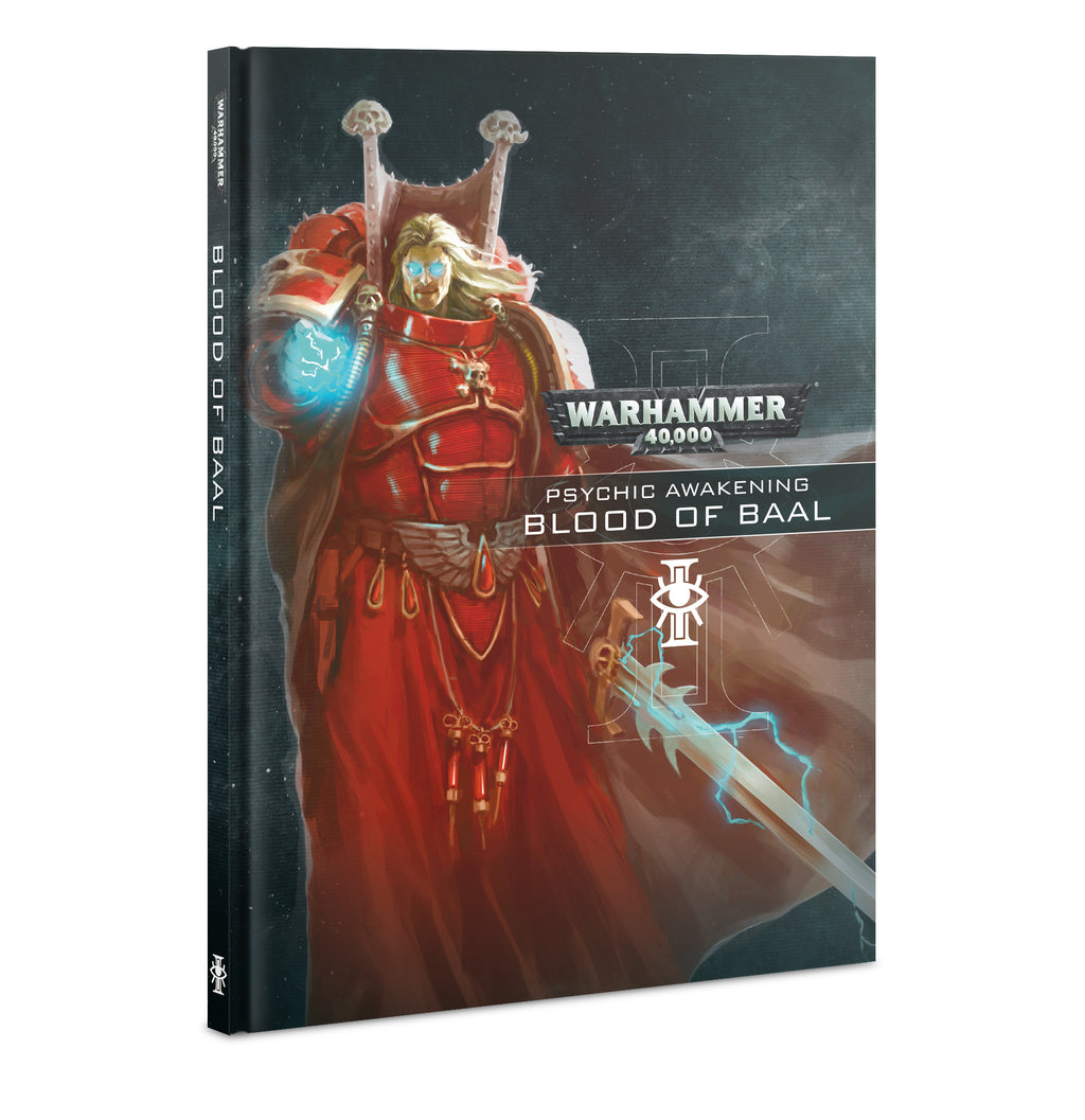 Games Workshop Psychic Awakening: Blood of Baal