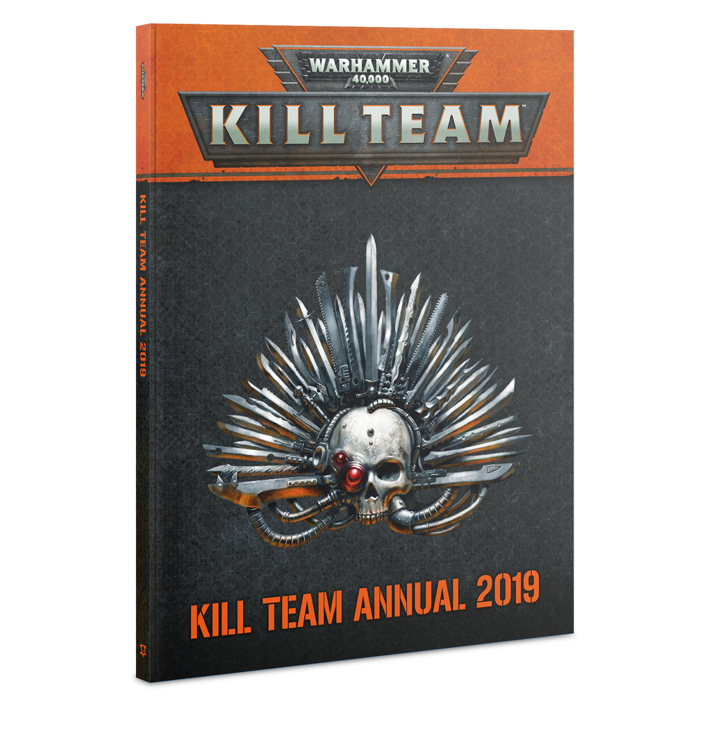 Games Workshop Kill Team Annual 2019
