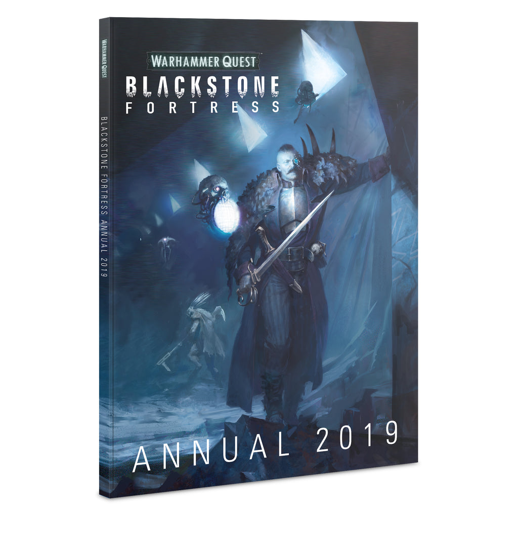 Games Workshop Warhammer Quest: Blackstone Fortress Annual 2019