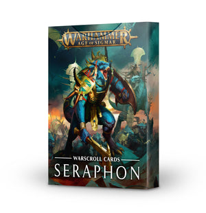 Games Workshop Warscroll Cards: Seraphon