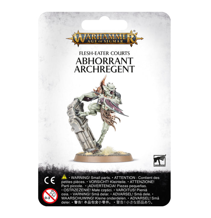 Games Workshop Abhorrant Archregent