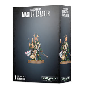 Games Workshop Dark Angels Master Lazarus
