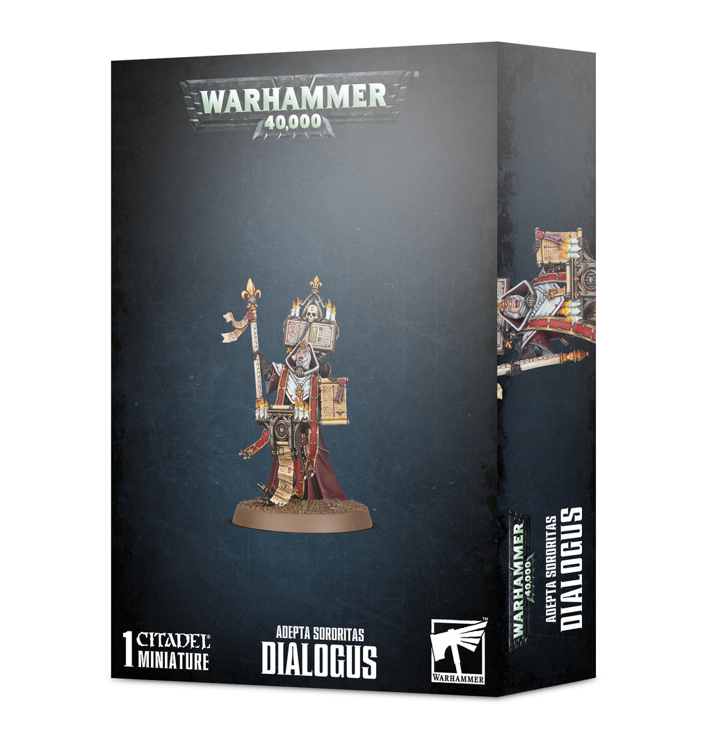 Games Workshop Dialogus