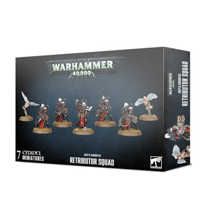 Games Workshop Retributor Squad
