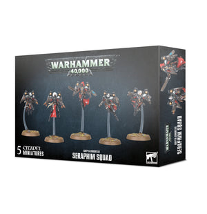 Games Workshop Seraphim Squad
