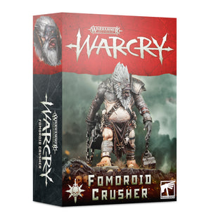 Games Workshop Fomoroid Crusher
