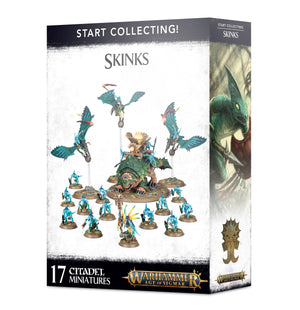 Games Workshop Start Collecting! Skinks