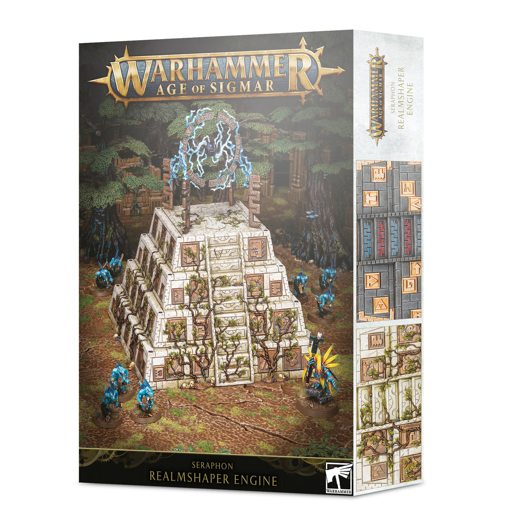 Games Workshop Realmshaper Engine