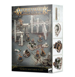 Games Workshop Azyrite Shattered Plaza