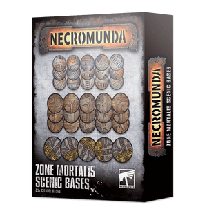 Games Workshop Zone Mortalis: Bases Set