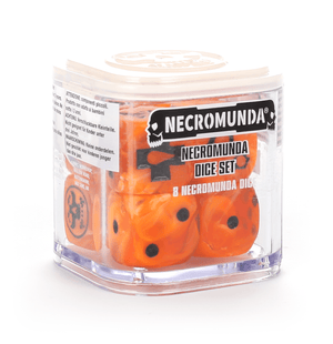 Games Workshop Necromunda Dice Set