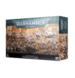 Games Workshop  T'au Empire: Battleforce – Starpulse Cadre