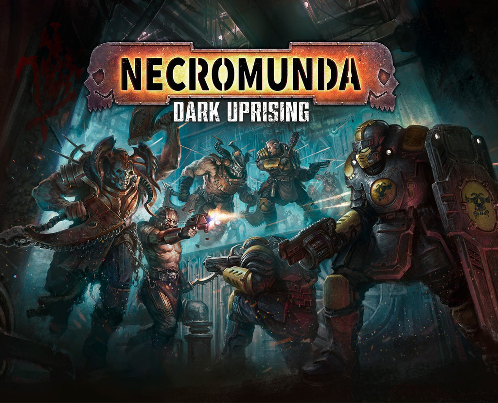 Games Workshop Necromunda: Dark Uprising