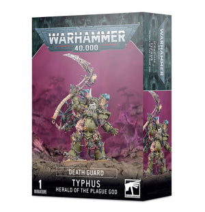 Games Workshop Typhus -Herald Of The Plague God