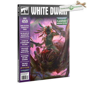 White Dwarf issue 459