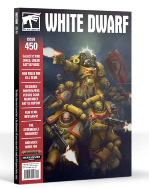 Games Workshop White Dwarf January