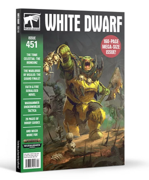 Games Workshop White Dwarf 451