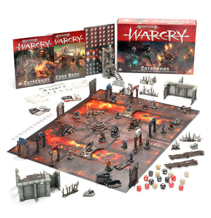 Games Workshop Warcry: Catacombs