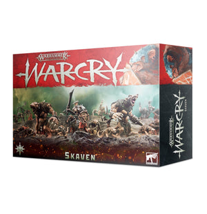 Games Workshop Warcry: Skaven