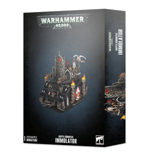 Games Workshop Immolator