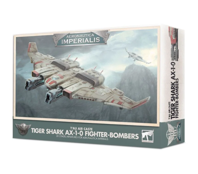 Games Workshop Tiger Shark AX 1-0 Fighter-Bombers