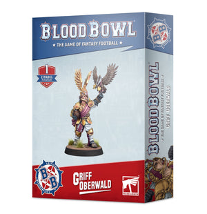 Games Workshop BLOOD BOWL: GRIFF OBERWALD