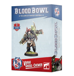 Games Workshop BLOOD BOWL: VARAG GHOUL-CHEWER