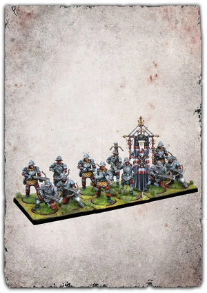Hundred Kingdoms: Mercenary Crossbowmen- SKU PBW8223